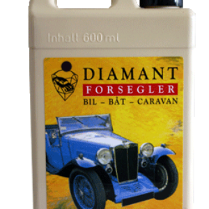 Diamant Hardvoks, 600ml